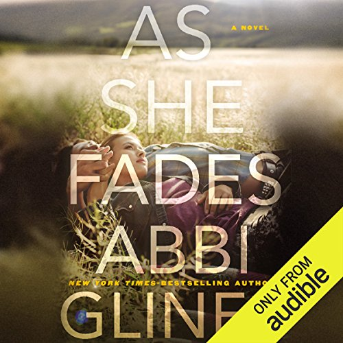 As She Fades audiobook cover art