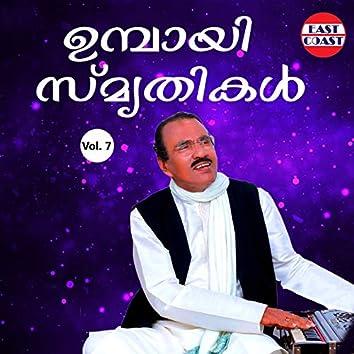 Umbayee Smruthikal, Vol. 7