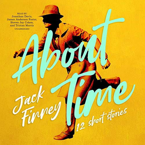 About Time  By  cover art