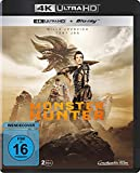 Monster Hunter (4K Ultra HD) (+ Blu-ray 2D)