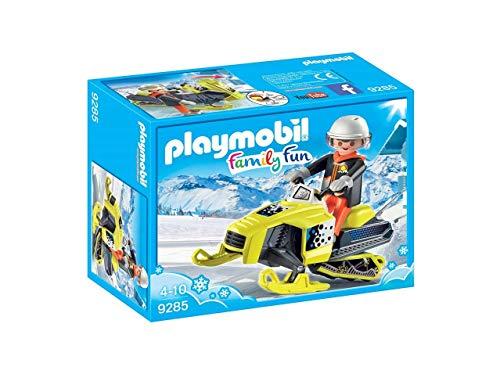 Playmobil Family Fun Moto de Nieve