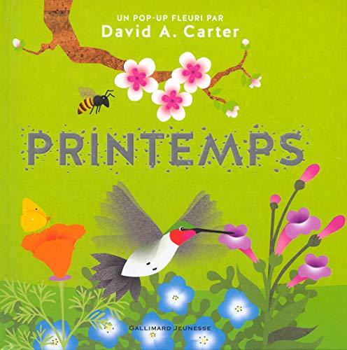 PRINTEMPS - POP-UP - A partir de 3 ans