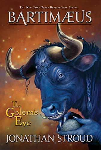 Bartimaeus Golem's Eye (A Bartimaeus Novel Book 2) by [Jonathan Stroud]