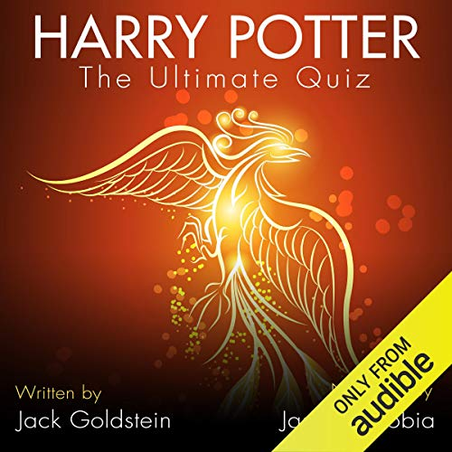 Harry Potter - the Ultimate Quiz audiobook cover art