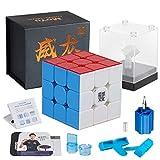 D-FantiX Moyu Weilong GTS3 M 3x3 Speed Cube Stickerless Magnetic Moyu Weilong GTS 3M 3x3x3 Cube Puzzle GTS V3