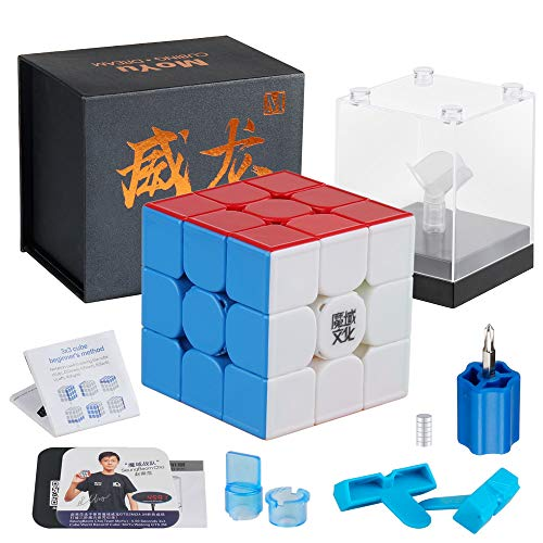 D-FantiX MoYu WeiLong GTS3 M Speed Cube