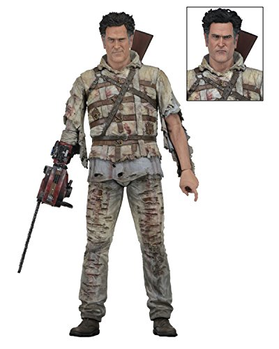 "NECA - Ash vs Evil Dead - 7"" Scale Action Figure - Series 2 Asylum Ash"