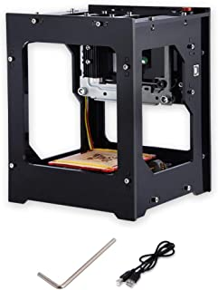 1500mW Laser Engraver DK-BL Laser Engraving Carver Automatic Print Carving Machine Woodworking engraving Tool