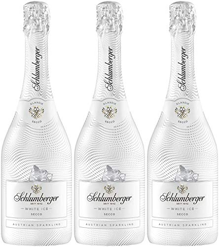 Schlumberger White Ice Secco (3 x 0.75 l)