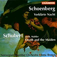 Verlkarte Nacht Op 4 / Death & The Maiden by Schoenberg