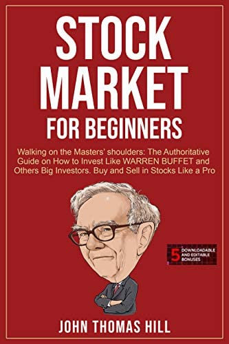 Stock Market for Beginners Walking on the Masters shoulders The Authoritative Guide on How to product image