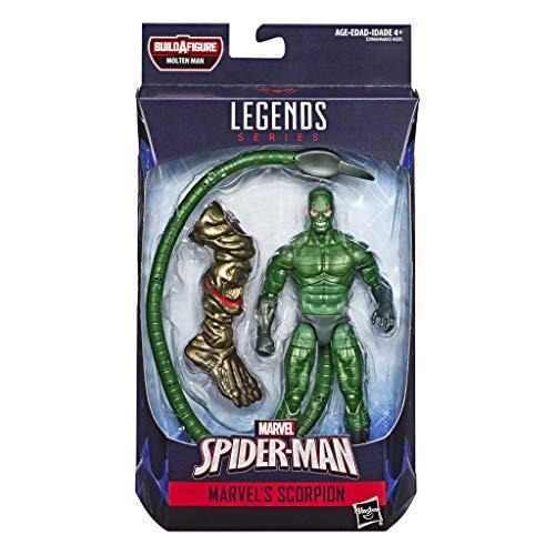 Spider-Man Infinite Legends Scorpion (Hasbro E3960CB0) , color/modelo surtido