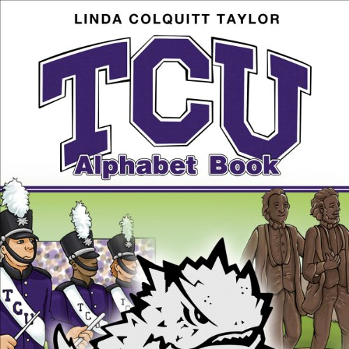 TCU Alphabet Book cover art