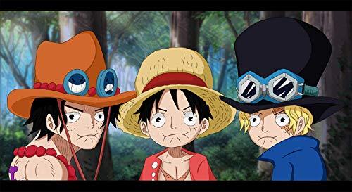 ZKPZYQ Puzle clásico de 1000 piezas para adultos y niños a partir de 14 años Anime One Piece