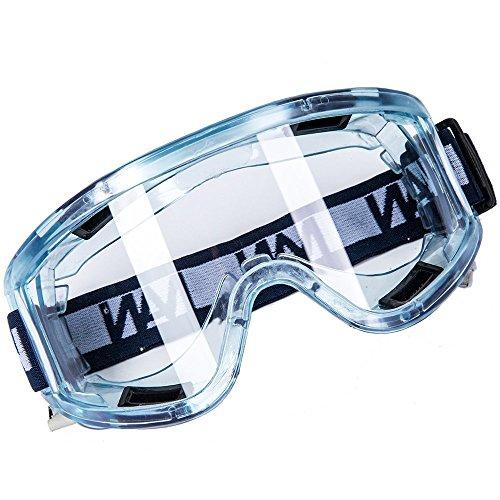 Mufly - Gafas de Seguridad para Trabajo (antivaho, Resistentes a los a