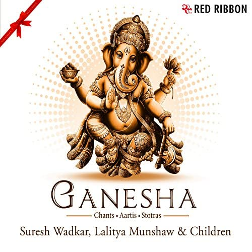 Lalitya Munshaw, Suresh Wadkar & Children