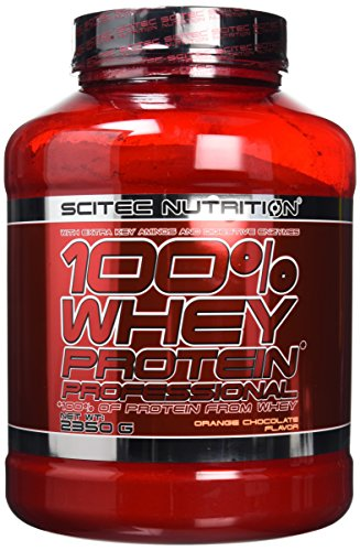 Scitec Nutrition 100% Whey Professional Protein Powder - 2350g, Orange Chocolate