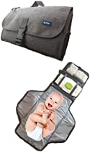 Baby Diaper Changing Pad | Portable and Convenient for Traveling and Outdoor Use | for Toddlers Infants and Newborns Durable, Ergonomically Friendly and Sanitary