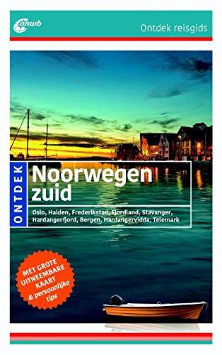 Noorwegen Zuid (ANWB Ontdek reisgids)