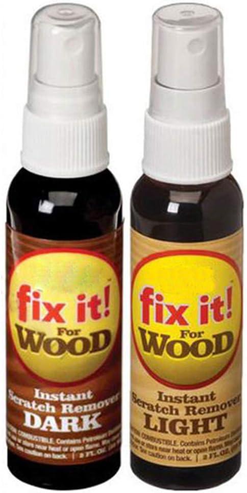 Department store Yumfr 2 Financial sales sale Pcs Instant Fix Wood Scratch Repair Wo Paint Remover for