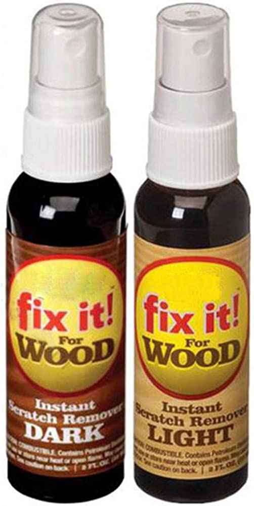 kebyy 2 Pcs Instant Fix Large-scale sale Weekly update Wood Repair Scratch Paint Wo Remover for