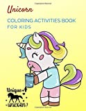 Unicorn Coloring Activities Book For Kids: A Fun And Relaxing Beautiful Unicorns Activity Color Kid Toddler Workbook Game For Learning And ... Makes A Nice Gift For Children (Series 18)