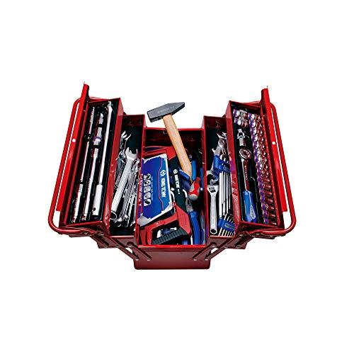 King Tony 902089MR01 - Caja de herramientas, conjunto de 89