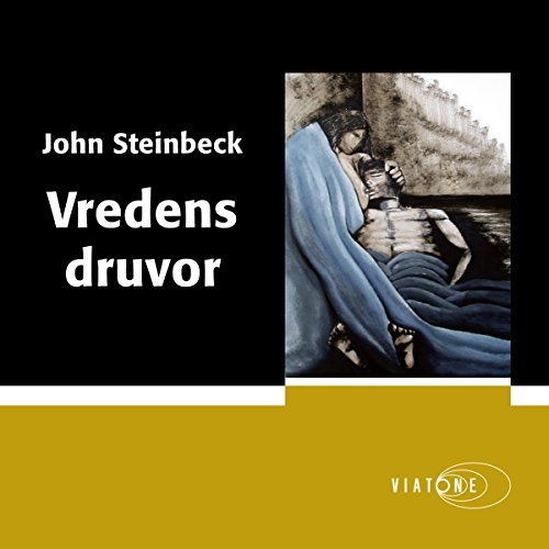 Vredens druvor [The Grapes of Wrath] audiobook cover art