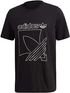 Camiseta Adidas Originals Spirit 3 Stripe Preta Tamanho:G;Cor:Preto