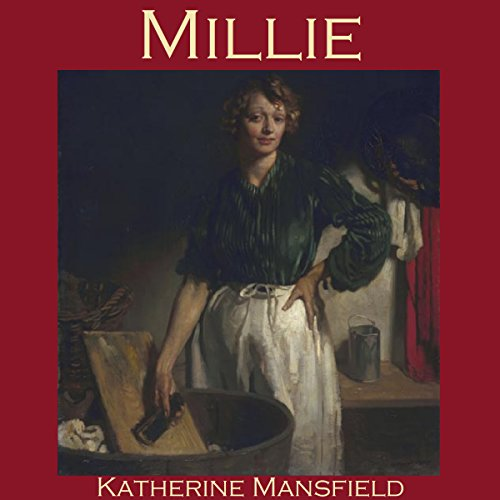 Millie audiobook cover art