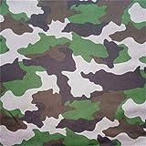 Souarts Camouflage Stoff Meterware Tarnfarben Stoff