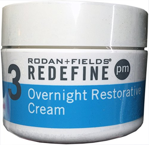 Rodan + Fields REDEFINE Overnight...
