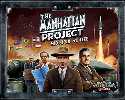Minion Games MIGMH102 - Manhattan Project, Second Stage