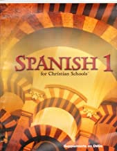 Spanish 1 DVD Supplement