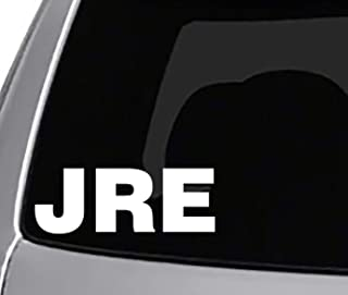 Seek Racing JRE Decal CAR Truck Window Bumper Sticker Funny Joe Rogan