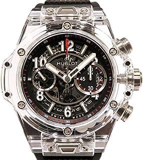 ウブロ HUBLOT ビッグバン ウニコ マジックサファイア 世界限定500本 411.JX.1170.RX 新品 腕時計 メンズ (W164299) [並行輸入品]