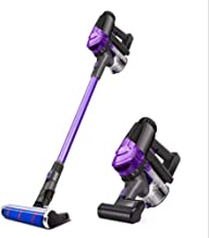 Upright Vacuum Cleaner, 2 in 1 Upright Vacuum Cleaner with 8500Pa Powerful Suction, 2-Speed Adjustment, 2200Mah Lithium Ba...