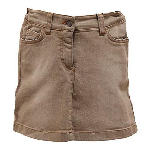Dolce & Gabbana 1373V Gonna Jeans Junior Tortora Skirt Kid [6 Years]