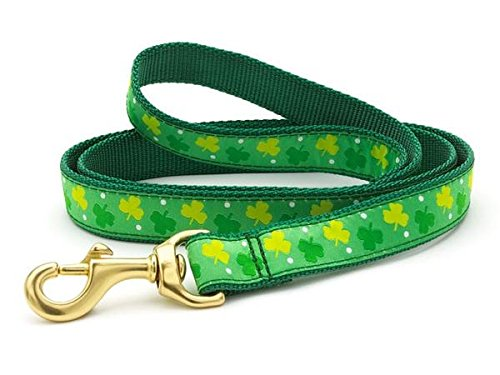 Up Country NSH-L-W Guinzaglio per Cane Shamrock Wide