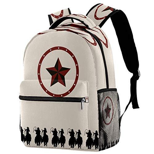 Mochila de cocodrilo mochila escolar bolsa de libro mochila casual para viajes, estampado 4, Talla única, Mochila de a diario