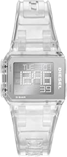 Diesel Chopped Digital Watch