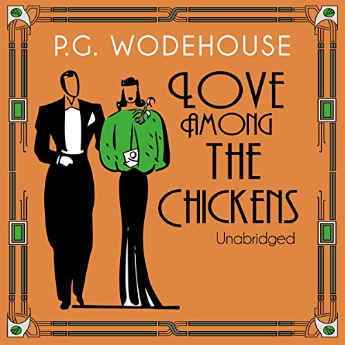 Love Among the Chickens cover art