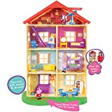 Peppa Pig Lights & Sounds Family Home Feature Playset