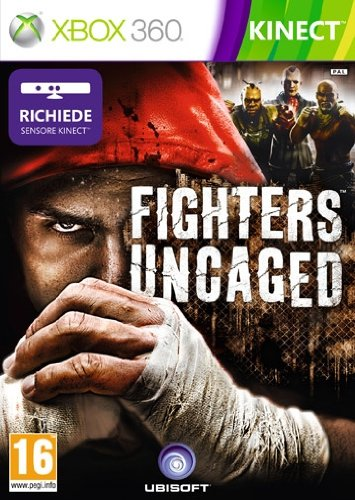 Ubisoft Fighters Uncaged, Xbox 360