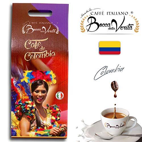 Coffee Beans Espresso Colombia Lavato SUPREMO | 1Kg Pack | Bocca Della Verita