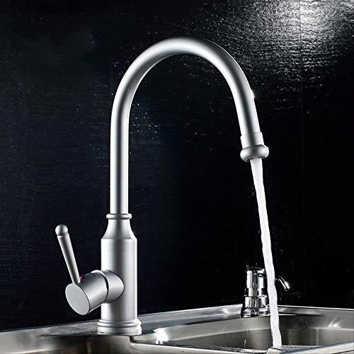 Retro Badezimmer nach Hause Black Big Wave TaoSa Bay,Wasserfall Wasserhahn Bad, Wasserhahn Waschbecken für Badezimmer, Einhandmischer Waschtischarmaturen,Kaltes und Heißes Wasser Vorhanden, Verchrom