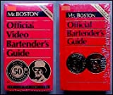 Mr. Boston Official Video Bartender's Guide and Book