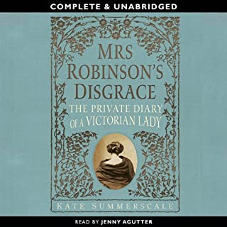 Mrs Robinson's Disgrace cover art