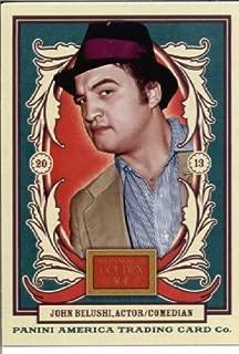 2013 Panini Golden Age Baseball Card #133 John Belushi
