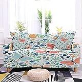 WXQY Funda de sofá con diseño de Mariposa Protector de sillón Funda de sofá Flexible con Todo Incluido Funda de sofá A10 1 Plaza